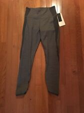 Lululemon Featherlight Tight Sz 6 NWT Gray Color Nulux Fabric