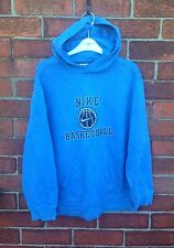 MENS NIKE BASKETBALL ATHLETIC SPORTS OVERSIZED FESTIVAL SWEATSHIRT HOODIE TOP M