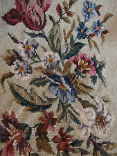 beautiful vintage tapestry for cushion front or picture