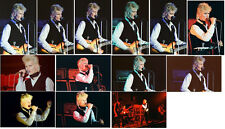 13 Generation X colour concert photos - Coventry 1979