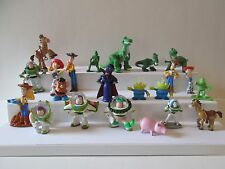 22 pc lot Disney Pixar Toy Story figures Buzz Woody Jessie Bullseye Aliens Zurg