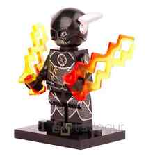 New Zoom Black Flash DC Super Heroes Minifigure Building Toys Custom Lego