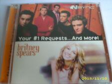 CD NSYNC und Britney Spears CD