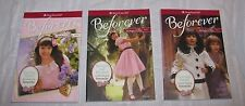 Set of 3 Samantha Books - Volume 1 & 2  The Lilac Tunnel AMERICAN GIRL BEFOREVER