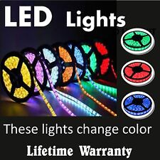 Gay Pride Colors - - - LED Rainbow Lighting KIT - - with remote - all colors
