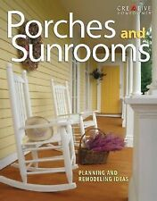 The Editors Of Homeowner - Porches And Sunrooms (2005) - Used - Trade Paper