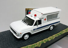 CHEVROLET C10 AMBULANCIA AMBULANCE BOND 007 MOONRAKER 1/43 FABBRI