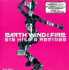 Big Hits and Remixes by Earth, Wind & Fire (CD, Mar-2002, Sony Music...