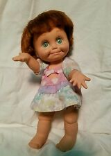 GALOOB BABY FACE DOLL  SO SHY SHERRI DOLL # 9