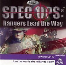 Spec Ops: Rangers Lead the Way (Jewel Case) - PC Creative Wonders Video Game