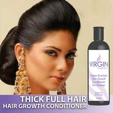 VIRGIN FOR WOMEN HAIR-LOSS CONDITIONER USE WITH HAIR GROWTH SHAMPOO NOW!