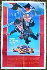 ORIGINAL PURSUIT OF D B COOPER 1S MOVIE POSTER 1981 ROBERT DUVALL TREAT WILLIAMS