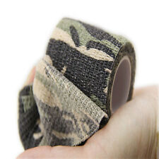5cmx4.5m Army Camo Outdoor Hunting Camouflage Stealth Tape Wrap Cool Hotsale