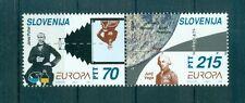EUROPA CEPT - SLOVENIA 1994 Scienza Science set