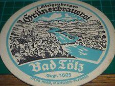 sottobicchiere beer mats birra bierdeckel steigenberger