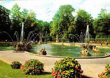 Bayreuth - Schloß Eremitage , Wasserspiele ,AK 1967 gel.