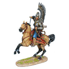 TYW008 Polish Winged Hussar Attacking with Sword by First Legion
