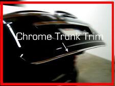 GMC  Rear Chrome Tailgate Trunk Molding Trim