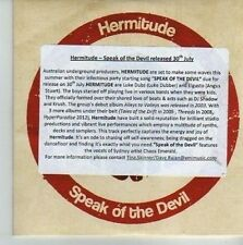 (CV946) Hermitude, Speak Of The Devil - 2012 DJ CD