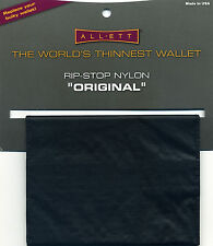 Skinny Thinnest All-Ett Allet Wallet Ultra Rip Stop Allett Thin