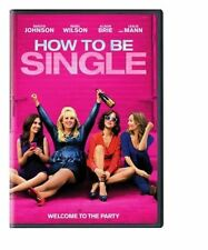 How to Be Single DVD, 2016 FREE DIRECT SHIPPING FROM USA