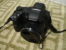LikeNew SONY CyberShot DSC-HX200V 18MP Digital Camera
