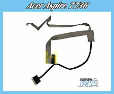 Cable Flex de Video Acer Aspire 7736 -7540 LCD Video Cable P/N: 50.4FX01.002