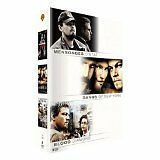 19029 /COFFRET 3 DVD MENSONGES D'ETAT + BLOOD DIAMOND + GANGS OF NEW YORK NEUF