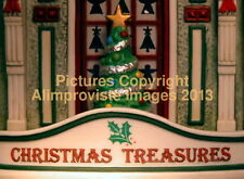 Christmas In The City Dept 56 CHRISTMAS TREASURES! 59240 NeW! MINT! FabULoUs!