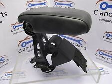 Lexus IS IS200 Arm Rest Armrest Black Leather Kit Set Complete 3B5B