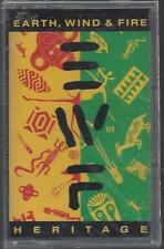 EARTH WIND & FIRE  HERITAGE Takin' Chanes Good Time Daydreamin' NEW CASSETTE