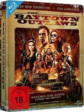 THE BAYTOWN OUTLAWS (Billy Bob Thornton, Eva Longoria) Blu-ray Disc, Steelbook