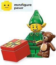 Lego 71002 Collectible Minifigure Series 11: No 7 - Holiday Elf - New & SEALED