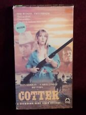Cotter VHS VIDEO RIP TORN CAROL LYNLEY WESTERN ACTION
