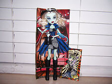Monster High Freak Du Chic FRANKIE STEIN Doll New Loose Out Of Box As Pictured