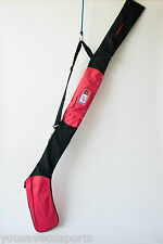 Detroit Red Wings NHL hockey stick bag Ice carrying case Zetterberg New