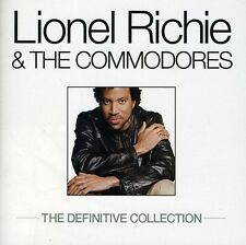 Definitive Collection - Lionel & The Commodores Richie (2006, CD NEUF)