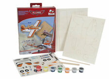 Make Your Own Plane Wooden Plane Set Summer Holiday Fun For Kids Ideal Gift