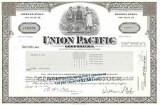 UNION PACIFIC CORPORATION.....1980 STOCK CERTIFICATE