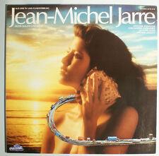 LP - Jean Michel Jarre - Musik aus Zeit und Raum - Polystar 2475 576 - Vinyl