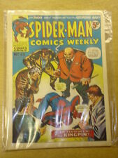 SPIDERMAN BRITISH WEEKLY #45 1973 DEC 22 MARVEL