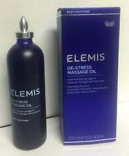 Elemis Spa at home De-Stress Massage Oil  Body Soothing 100 ml 3.3 fl. Oz.