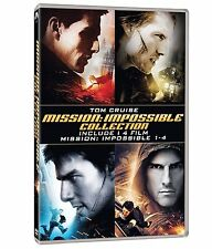 MISSION IMPOSSIBLE - LA QUADRILOGIA COLLECTION (4 DVD) con TOM CRUISE