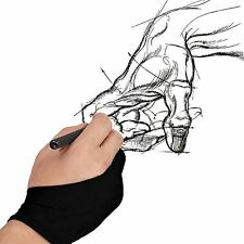 Free Size Artist Drawing Glove for Graphic Tablet H610Pro 1060Plus Light Pad L4S