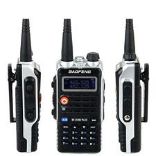 Baofeng Walkie Talkie BF-UVB2PLUS VHF/UHF Dual Band FM Ham Two Way Transceiver G