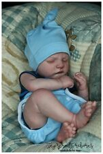 Adorable Reborn Realborn SLEEPING OWEN Baby Boy *TINY*SPROUTS*REBORNS*