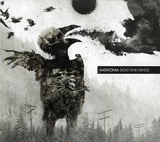 Katatonia - Dead End Kings CD NEW SEALED RUSSIAN LIMITED DIGIPACK EDITION