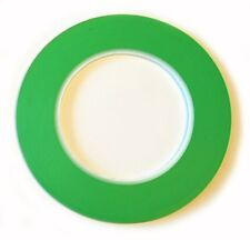 """Fine Line Masking Tape Green 3mm x 55m 1/8""""x 60 yd NEW best for curves & angles"""