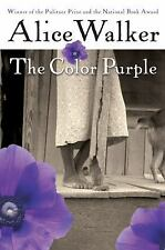The Color Purple by Alice Walker  PULITZER PB 2003 Very Good
