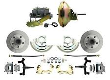 "1969-74 Chevrolet Nova 2"" Drop Power Disc Brake Conversion Kit"